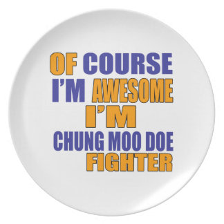 Por supuesto soy combatiente de la gama del MOO de Plato De Cena