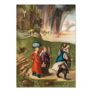 Porción y sus hijas de Albrecht Durer Comunicado