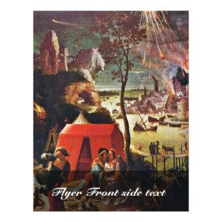 Porción y sus hijas, por Leiden Lucas Van (mejor Folleto 21,6 X 28 Cm