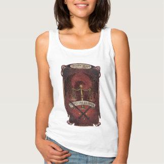 Porpentina Goldstein M.A.C.U.S.A. Gráfico Camiseta Con Tirantes