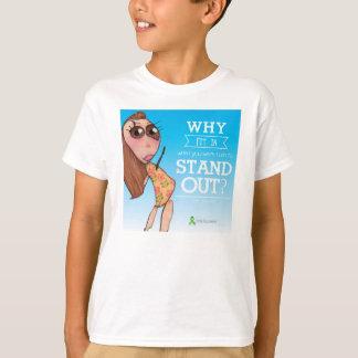 """""""Porqué ajuste adentro?"""" camiseta"""