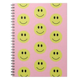 """""""Porque soy"""" cuaderno feliz"""