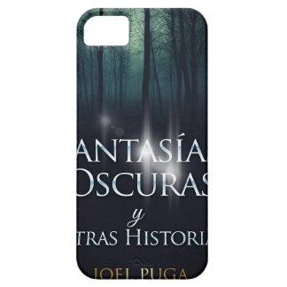 "Portada del libro ""Fantasías Oscuras"" Joel Puga Funda Para iPhone 5 Barely There"