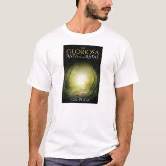 """Portada del libro """"La Gloriosa Raza de las Ratas """" Camiseta"""