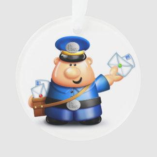 Portador postal - cartero