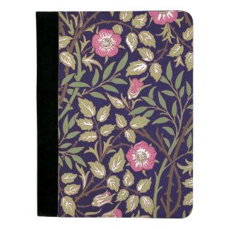 Portafolios Arte floral Nouveau del Briar dulce de William