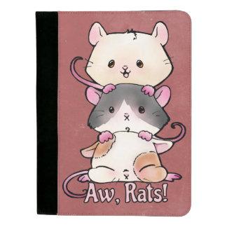 Portafolios ¡Aw, ratas!