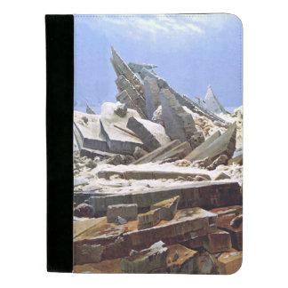 Portafolios CASPAR DAVID FRIEDRICH - el mar del hielo 1824