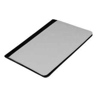 Portafolios Color sólido de plata