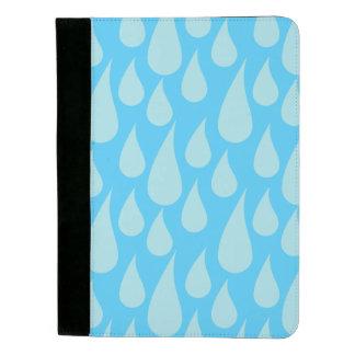 Portafolios Gotas de lluvia lindas simples de las gotitas de