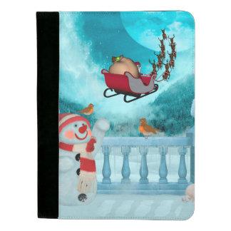 Portafolios Navidad diseño, Papá Noel