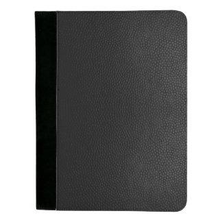 Portafolios Personalizado de cuero negro de Padfolio