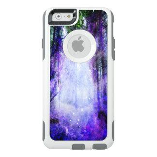 Portal mágico en el bosque funda otterbox para iPhone 6/6s