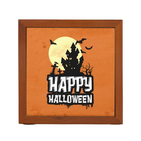 Portalápices Feliz Halloween