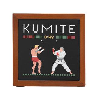 Portalápices Pixel Kumite