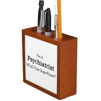 Portalápices Psiquiatra