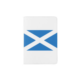 Portapasaportes Bandera de Escocia - bandera escocesa