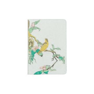 Portapasaportes little bird