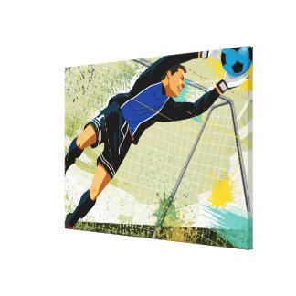 Miles de diseños de lienzos con diseños deportivos en Zazzle
