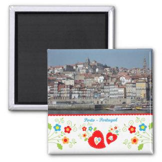 Portugal en fotos - Oporto por el río Imán