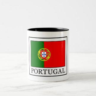 Portugal Taza Bicolor