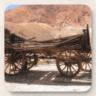 Posavasos 2010-06-28 old_wagon del pueblo fantasma del