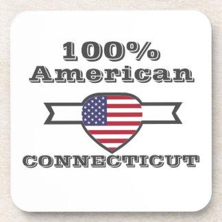 Posavasos Americano del 100%, Connecticut