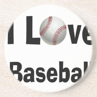 Posavasos Amo béisbol