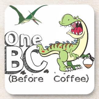 Posavasos Antes de café