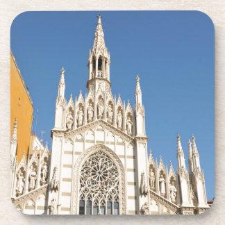 Posavasos Arquitectura gótica en Roma, Italia