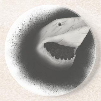 Posavasos Ataque entintado del tiburón