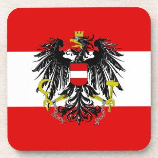 Posavasos Bandera austríaca