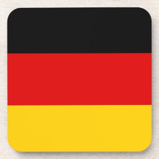 Posavasos Bandera de Alemania o de Deutschland