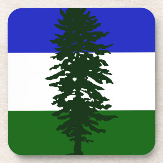 Posavasos Bandera de Cascadia