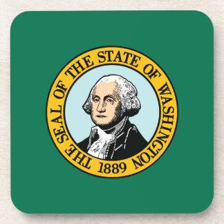 Posavasos Bandera de Washington