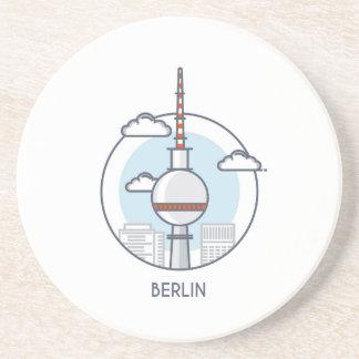 Posavasos Berlin