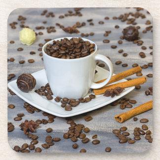 Posavasos Café y especias