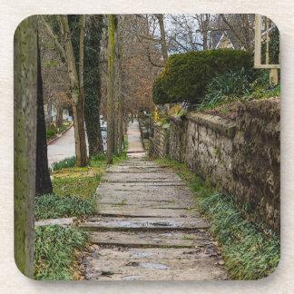 Posavasos Camino desigual
