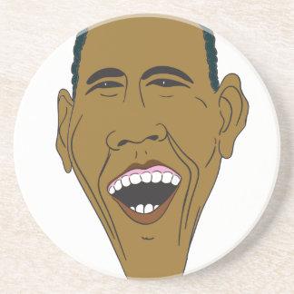 Posavasos Caricatura de Obama