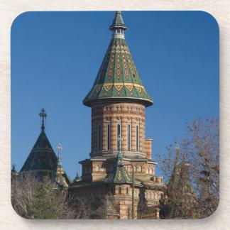 Posavasos Catedral de Mitropolitan, Timisoara, Rumania