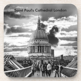 Posavasos Catedral Londres de Pauls del santo