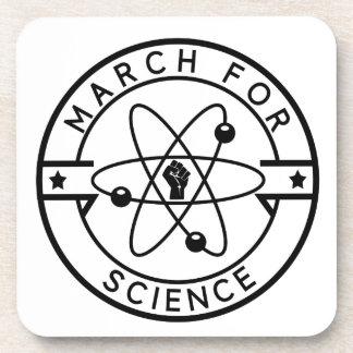 Posavasos ciencia del march_for