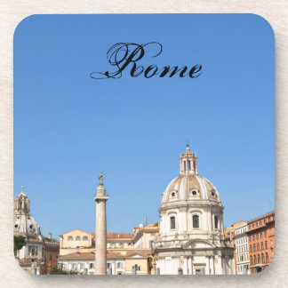 Posavasos Ciudad antigua de Roma, Italia