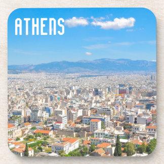 Posavasos Ciudad de Atenas, Grecia