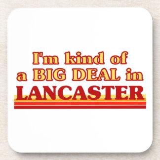 Posavasos Clase de I´m de una gran cosa en Lancaster
