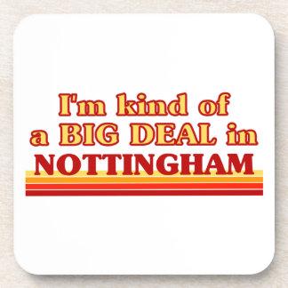 Posavasos Clase de I´m de una gran cosa en Nottingham