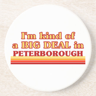 Posavasos Clase de I´m de una gran cosa en Peterborough