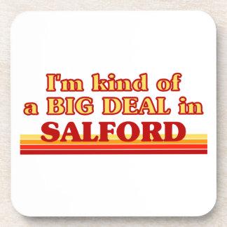 Posavasos Clase de I´m de una gran cosa en Salford