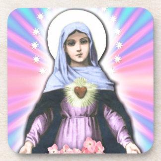 Posavasos Collage- Lady Mary - Gloria Sánchez