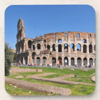 Posavasos Colosseum en Roma, Italia